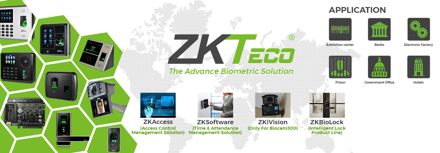 ZKTeco – Time Attendance and Access Control